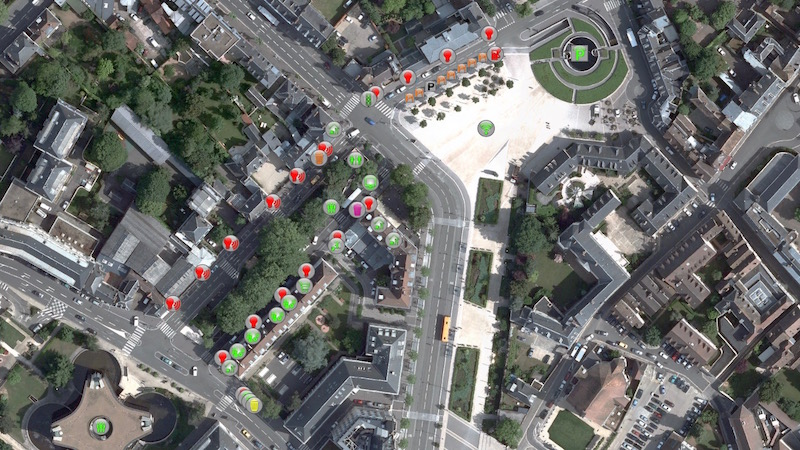 Chartres smart cities de taille moyenne