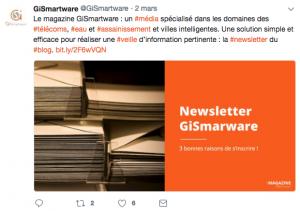 réseaux sociaux gismartware