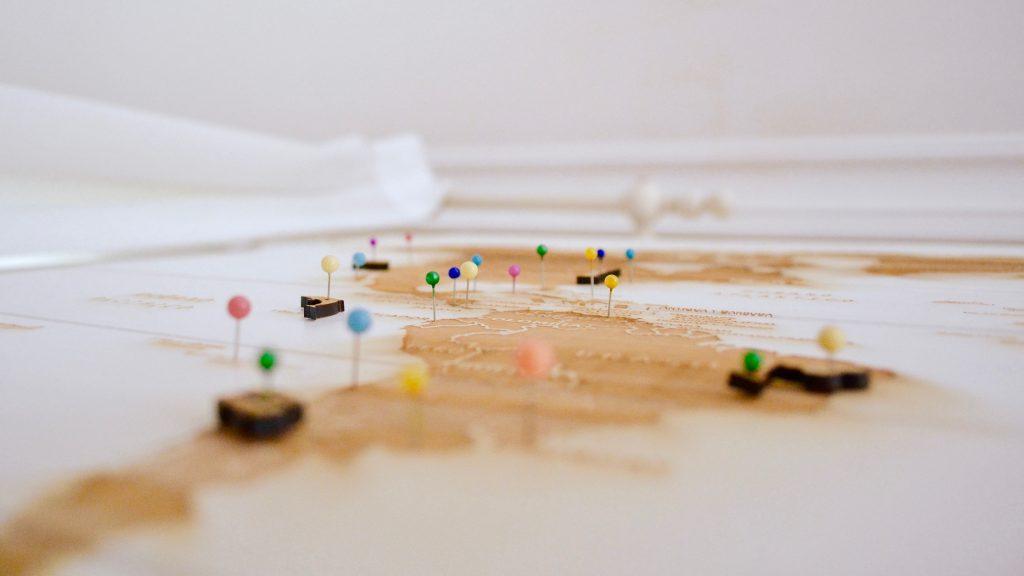 lexique cartographie SIG