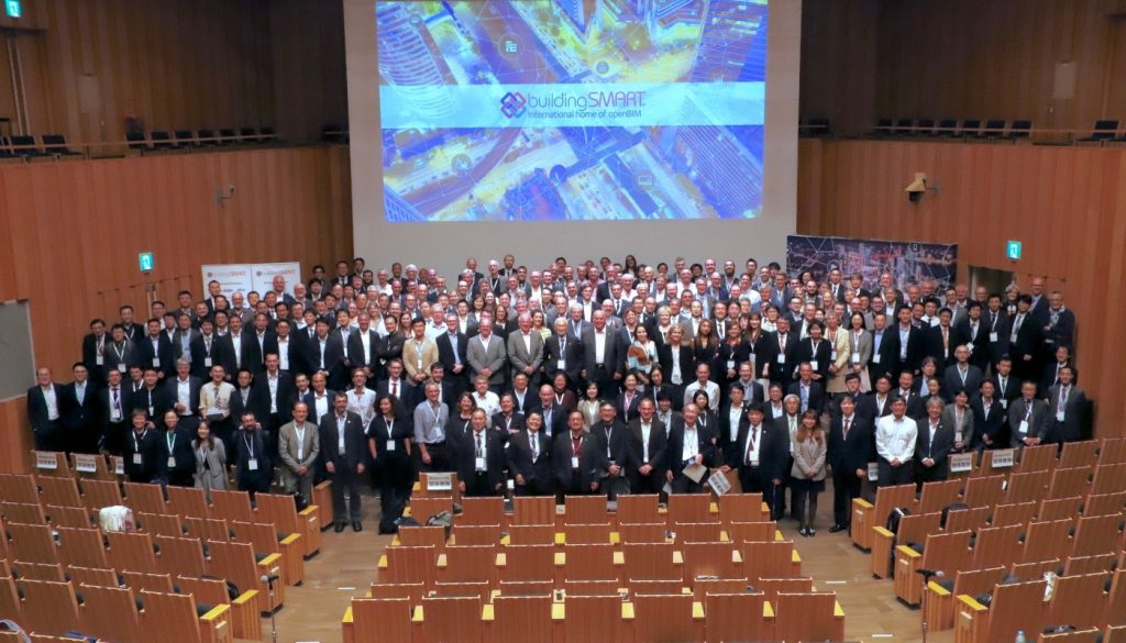 BIM international standards summit tokyo