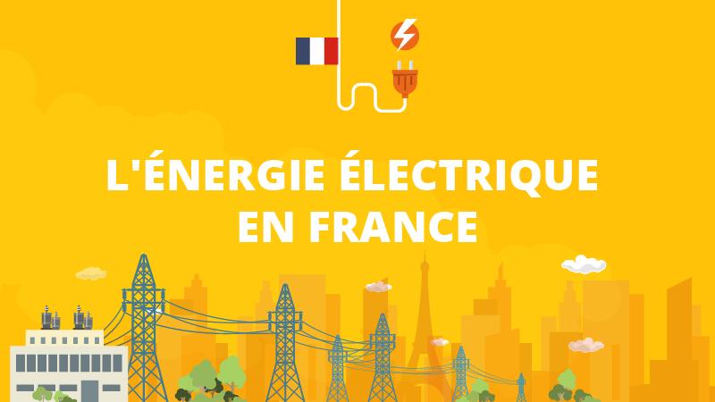 consommation et production électrique en France 2017