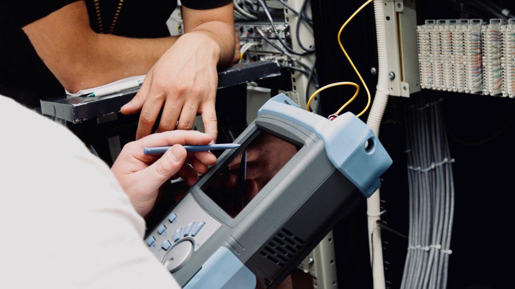 réflectométrie maintenance réseaux Télécom