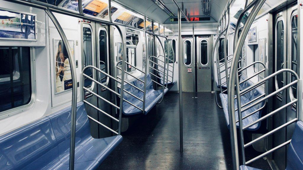 métro de new-york sauvetage