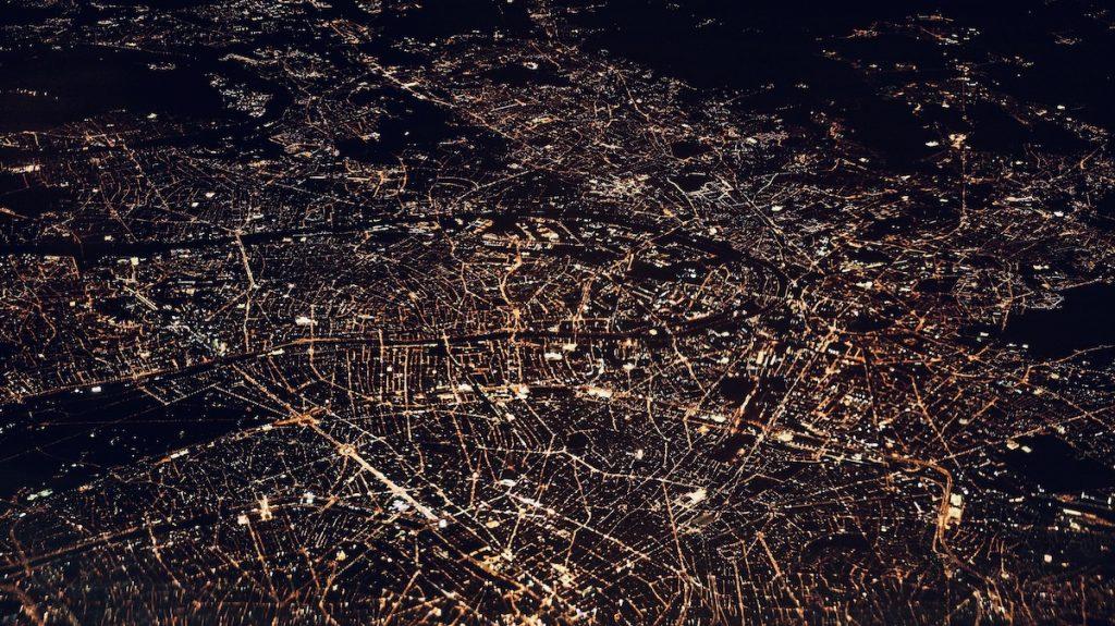 collecte de données géographiques SIG