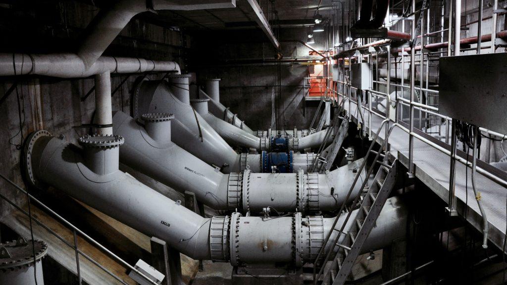 renouvellement du réseau d'eau potable en France
