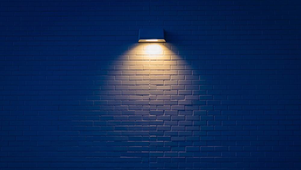 gestion du patrimoine d'éclairage technologie LED