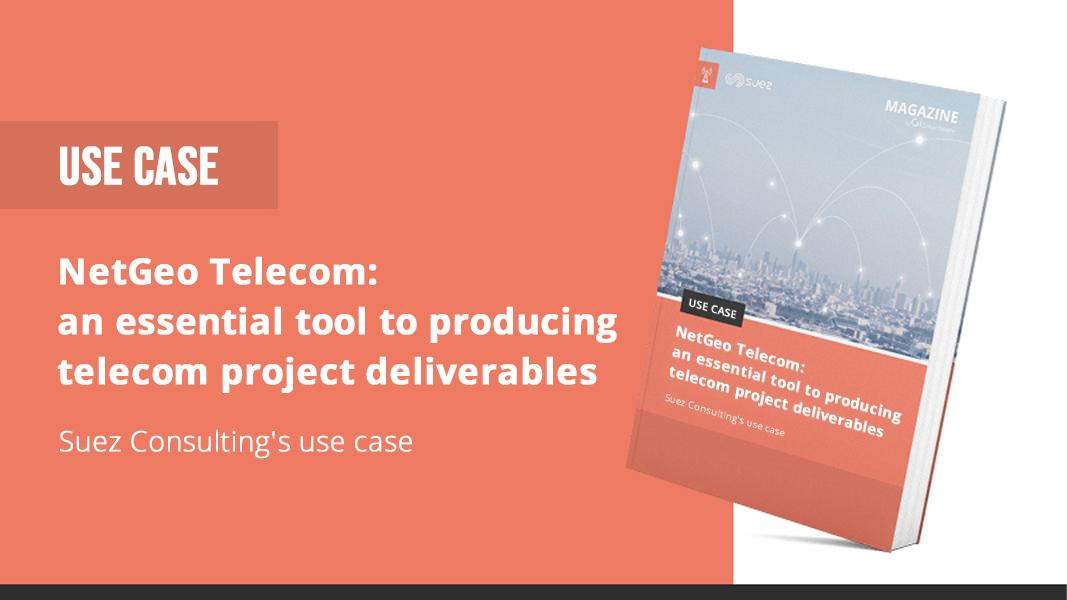 NetGeo Telecom - Suez Consulting's use case