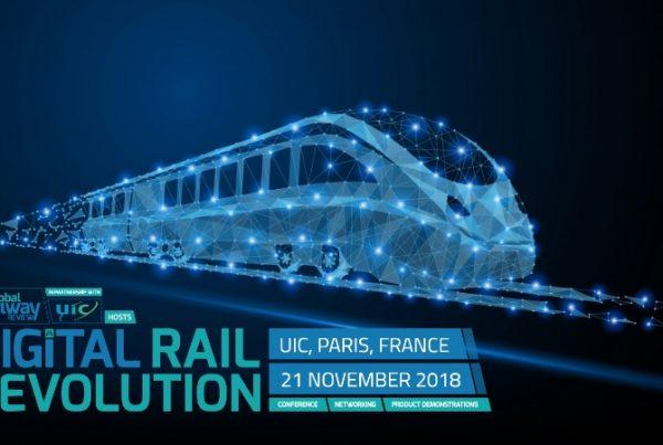 GiSmartware sponsor du Digital Rail Revolution 2018
